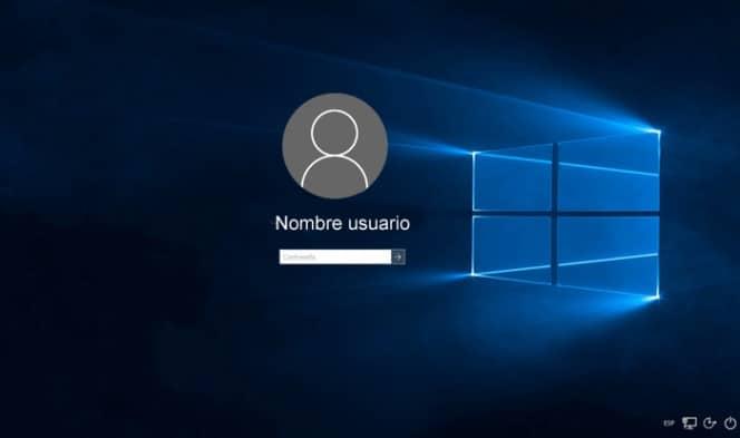 restablecer contraseña cuenta windows 10
