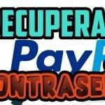recuperar contrasena paypal